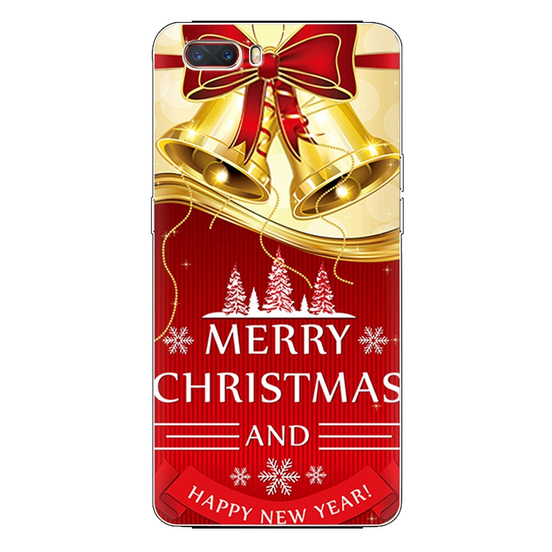 Amazon.com: Merry Christmas Tree for Coque ZTE Blade Nubia ...