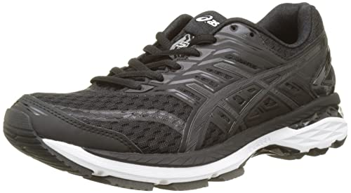 Asics Women's Gt-2000 5 Running Shoes, Black (Black/Onyx/White
