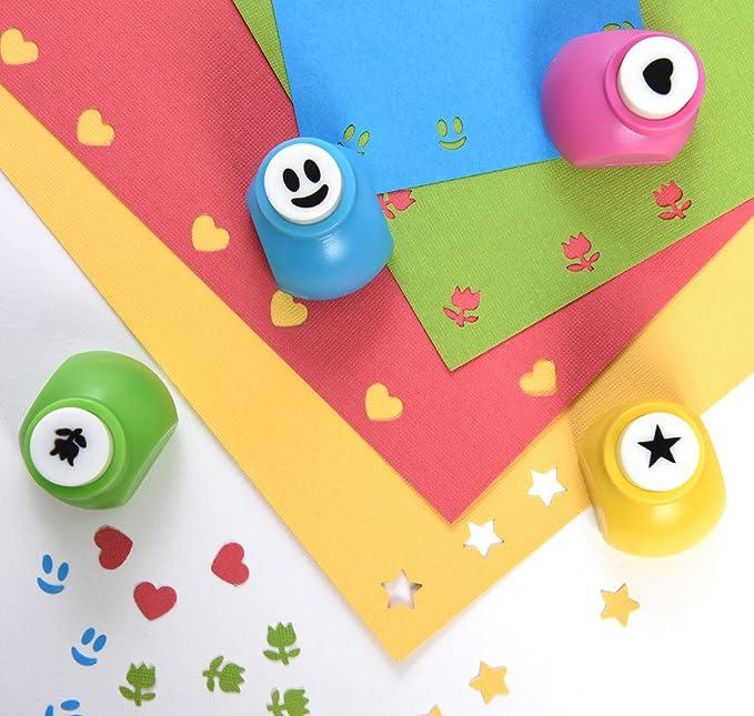 Polaroid PL2X3PFL Mini Puncher for 2x3 Photo Paper Colorful