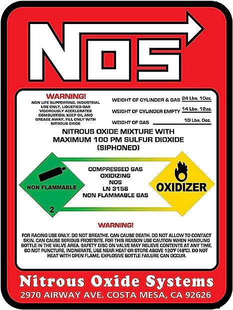 Resin Set of 4 NOS Nitrous Bottles 10lb /& 2lb w// Decals 1//24 1//25