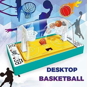 Amazon.com: Ranoff Mini dedo baloncesto juego de disparo de ...
