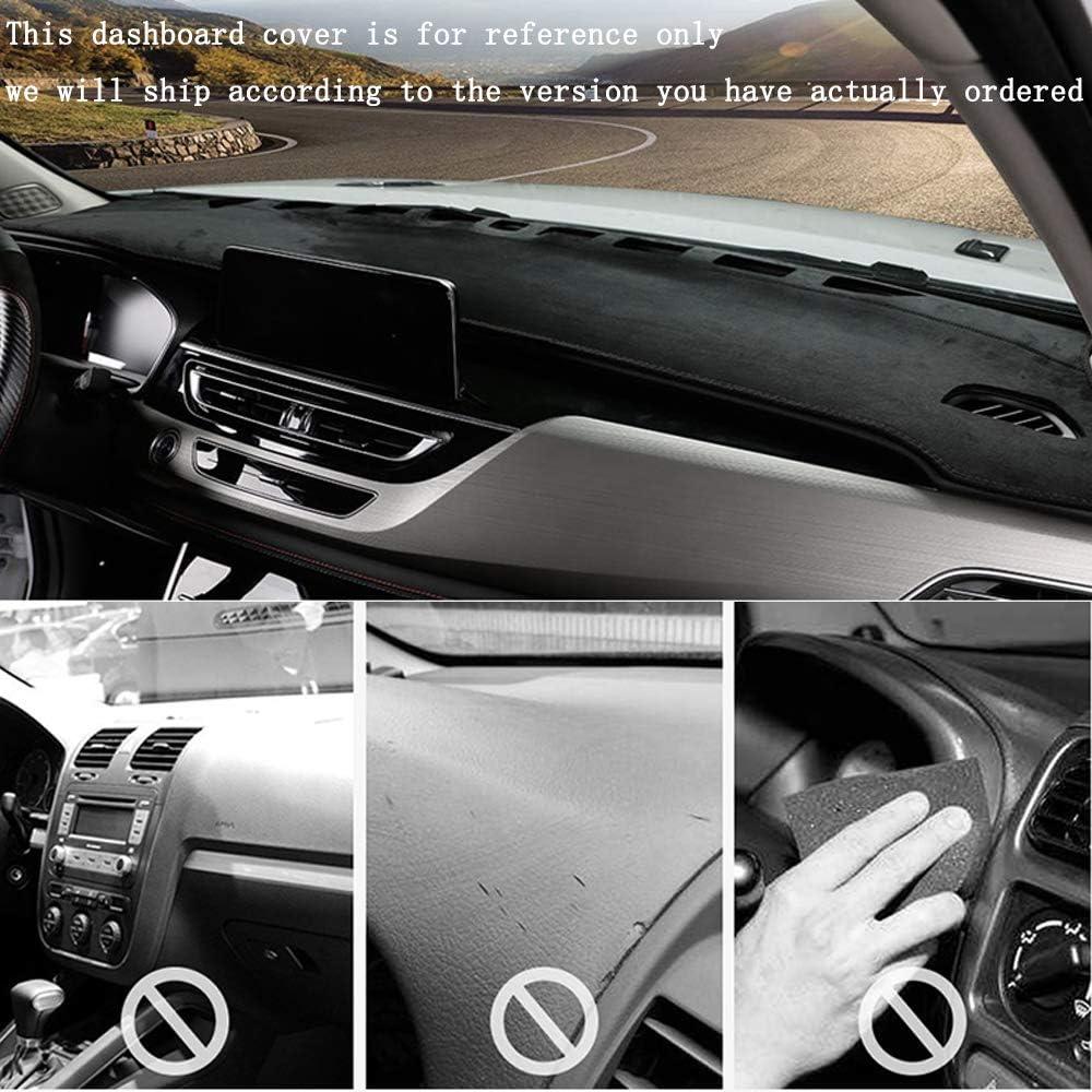 DashMat Dashboard Cover Nissan Versa Polyester, Beige