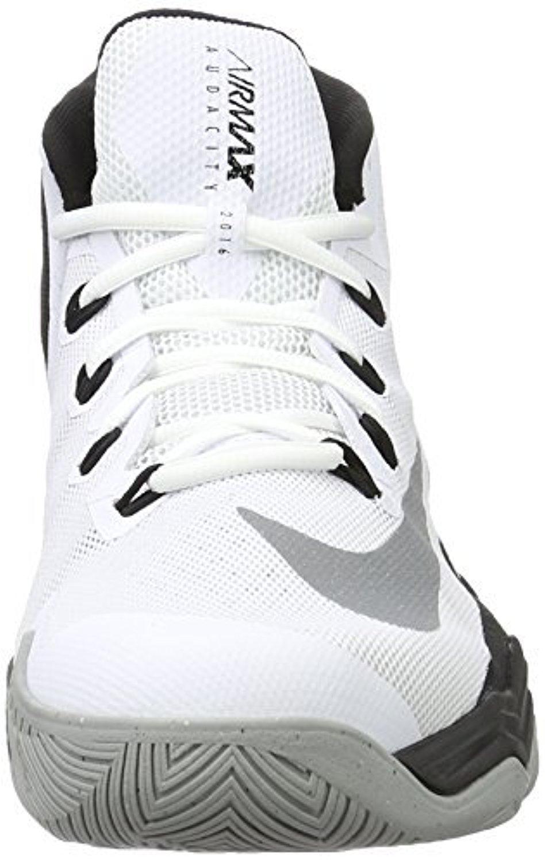 new product b3f9e 9de8b Galleon - NIKE AIR MAX Audacity 2016 Mens Basketball Shoe 843884-005 (8.5)
