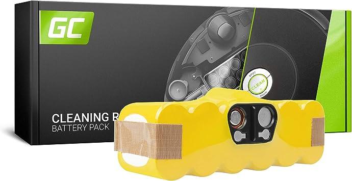 Green Cell® Batería de Aspirador para iRobot Roomba 779 (Ni-MH celdas 3.3Ah 14.4V): Amazon.es: Hogar