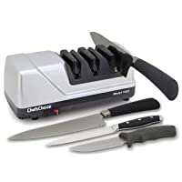 QVC.com deals on Chef'sChoice 15 Trizor XV EdgeSelect Electric Knife Sharpener