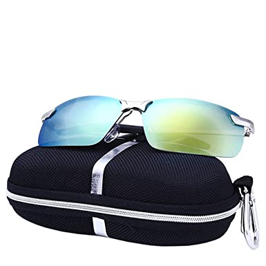 773190852cd Image Unavailable. Image not available for. Color  COOCOl Car drivers night  vision Goggles Anti-glare Polarizer Sunglasses Driving Glasses With Box.