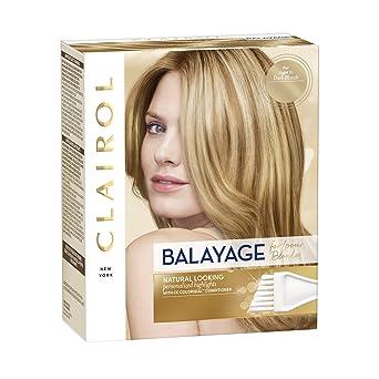Clairol Balayage For Blondes Highlighting Hair Color 1 Kit
