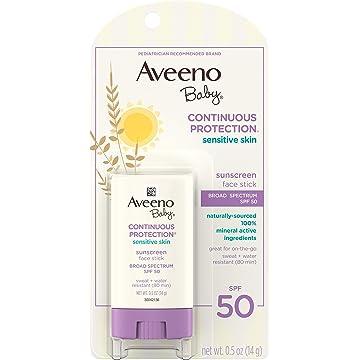 mini Aveeno Continuous