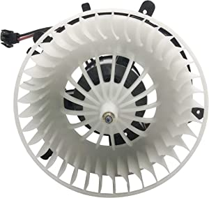 BOXI Blower Motor Fan Assembly for 2000-2006 Mercedes Benz CL500 S430 S500/ 2001-2006 Mercedes Benz CL55 CL600 S55 S600/ 2005-2006 Mercedes Benz CL65 AMG/ 2006 Mercedes Benz S350 S65 AMG 2208203142