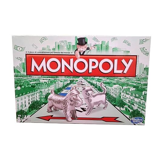 767 opinioni per Hasbro- Monopoly (in italiano)