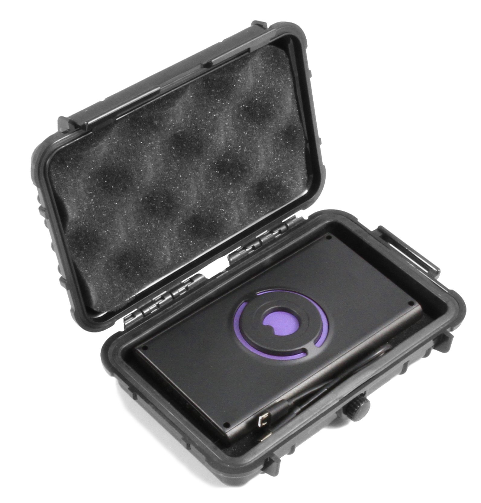 CASEMATIX Rugged Waterproof Imaging Sensor Case Fits DIY, Developer, Pro in Wall Imagers and Cables - Includes CASE ONLY, Does NOT Come with Device