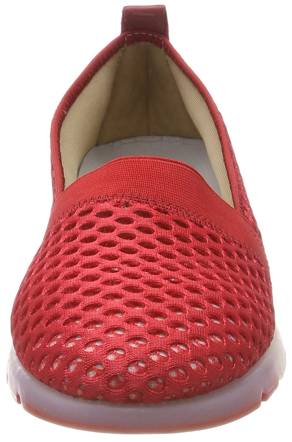 Aerosoles FAST MIND MIX PUMA Mocasines Mujer, Rojo (Fire), 40 EU (6.5 UK): Amazon.es: Zapatos y complementos
