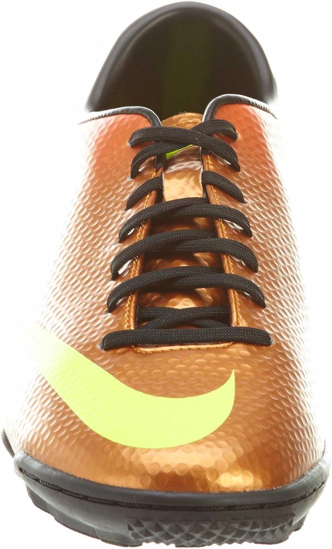 Sunset//Total Crimson//Black//Volt 7 Nike Mercurial Victory IV TF
