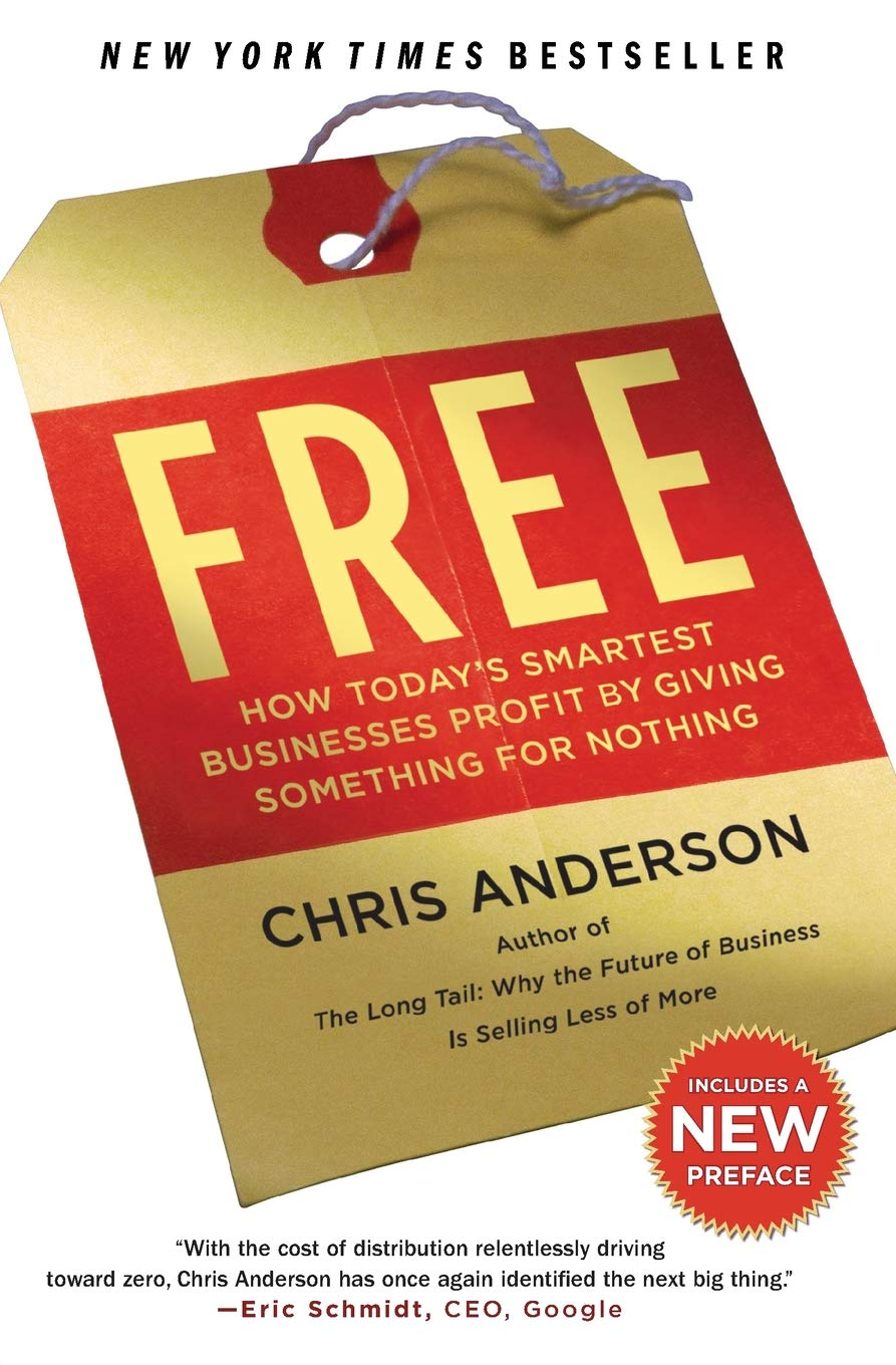 Amazon.com: Free (9781401310325): Chris Anderson: Books