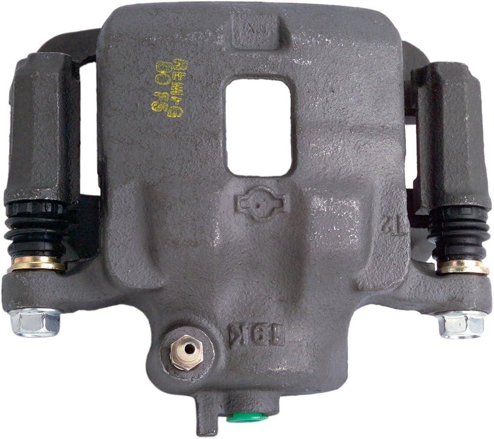 Brake Caliper Unloaded Cardone 19-B1197 Remanufactured Import Friction Ready