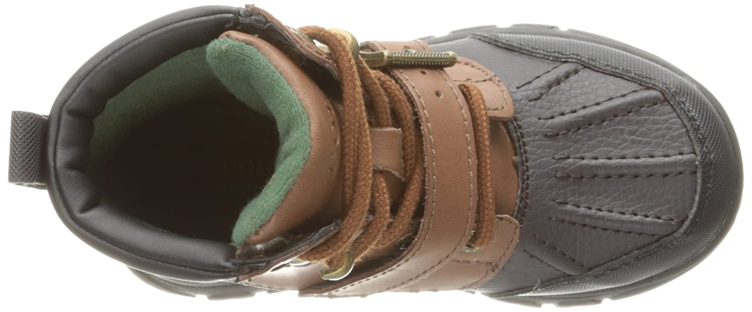 Toddler//Little Kid//Big Kid Polo Ralph Lauren Kids Colbey Boot COLBEY BOOT K