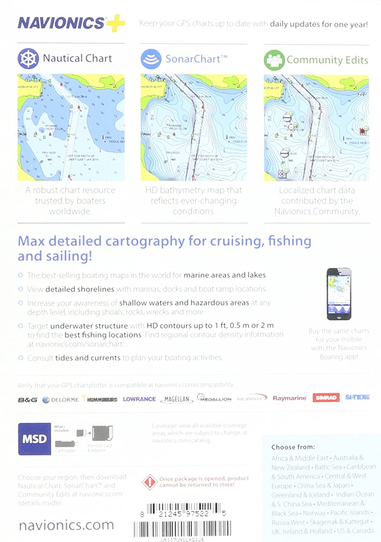 Amazon navionics global regions marine and lake charts on sd amazon navionics global regions marine and lake charts on sdmsd cell phones accessories geenschuldenfo Images