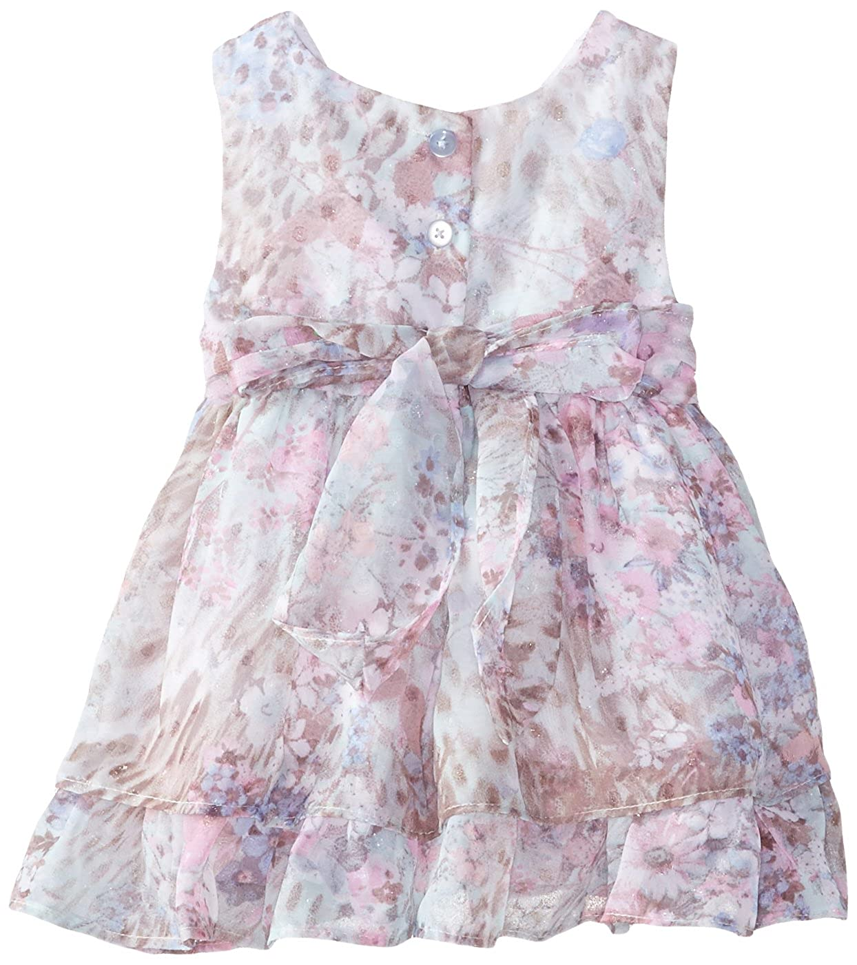 Marmellata Girls Baby-Infant Floral Ruffles Dress