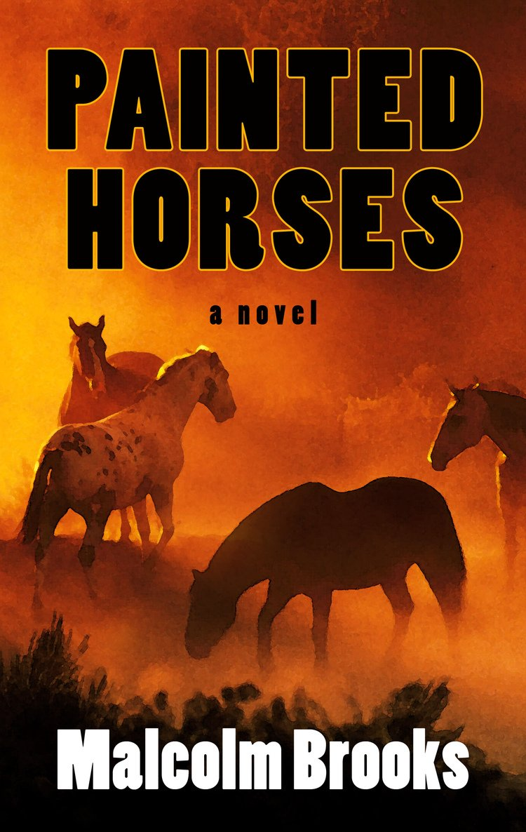 Read Online Painted Horses (Thorndike Press Large Print Reviewers' Choice) PDF