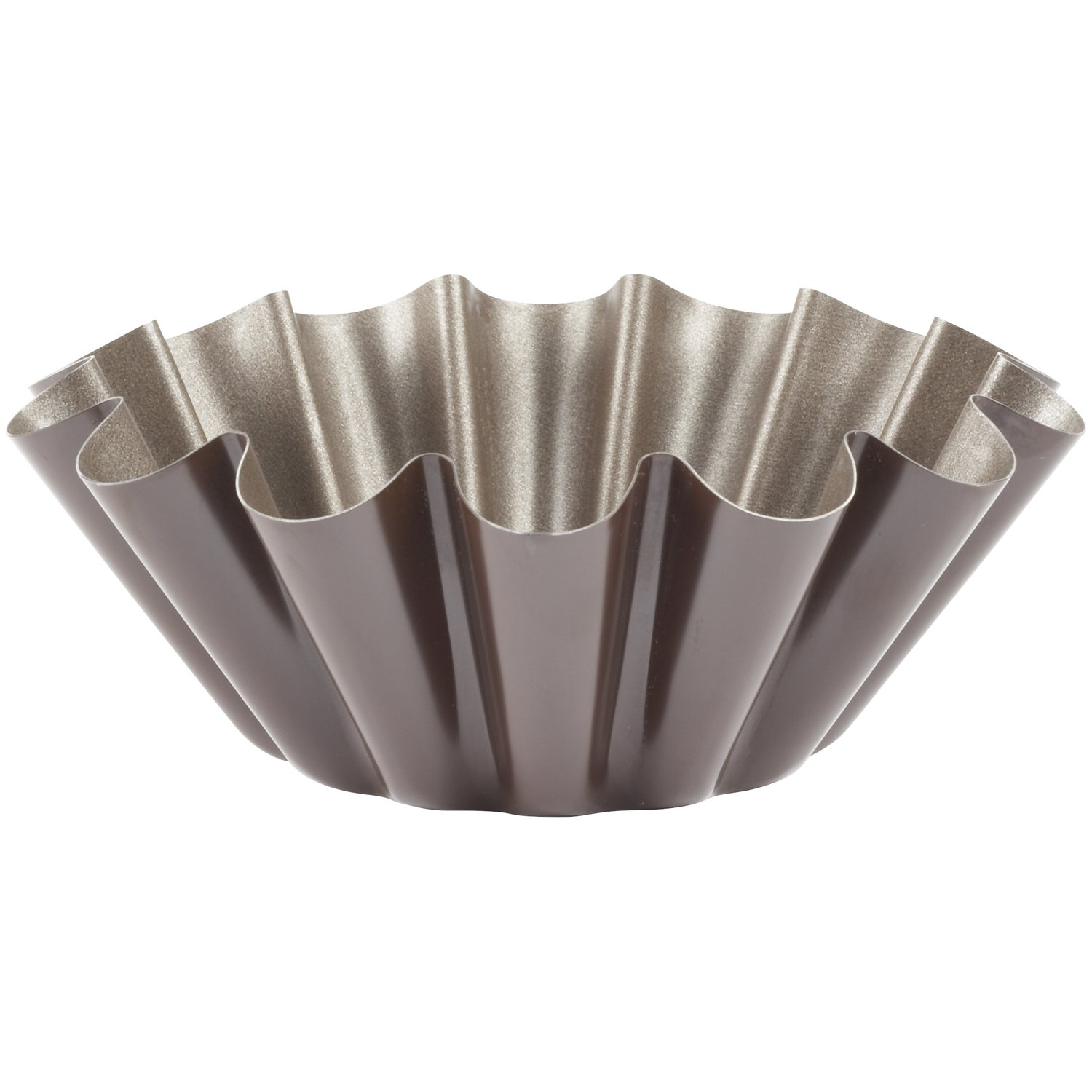 Gobel Fluted-Nonstick Brioche Molds 223040, 8''