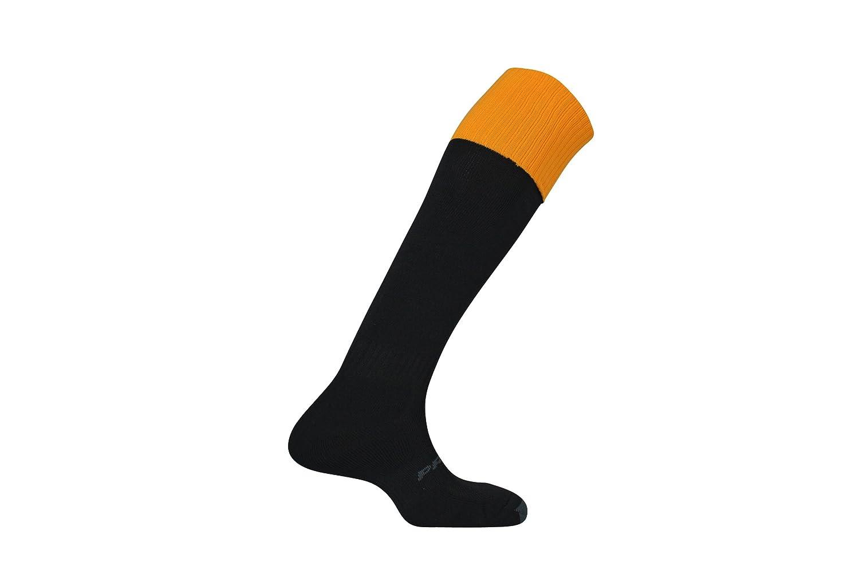 Prostar Unisex Mercury - Calcetines, tamaño Senior - Large, color negro/ámbar: Amazon.es: Deportes y aire libre