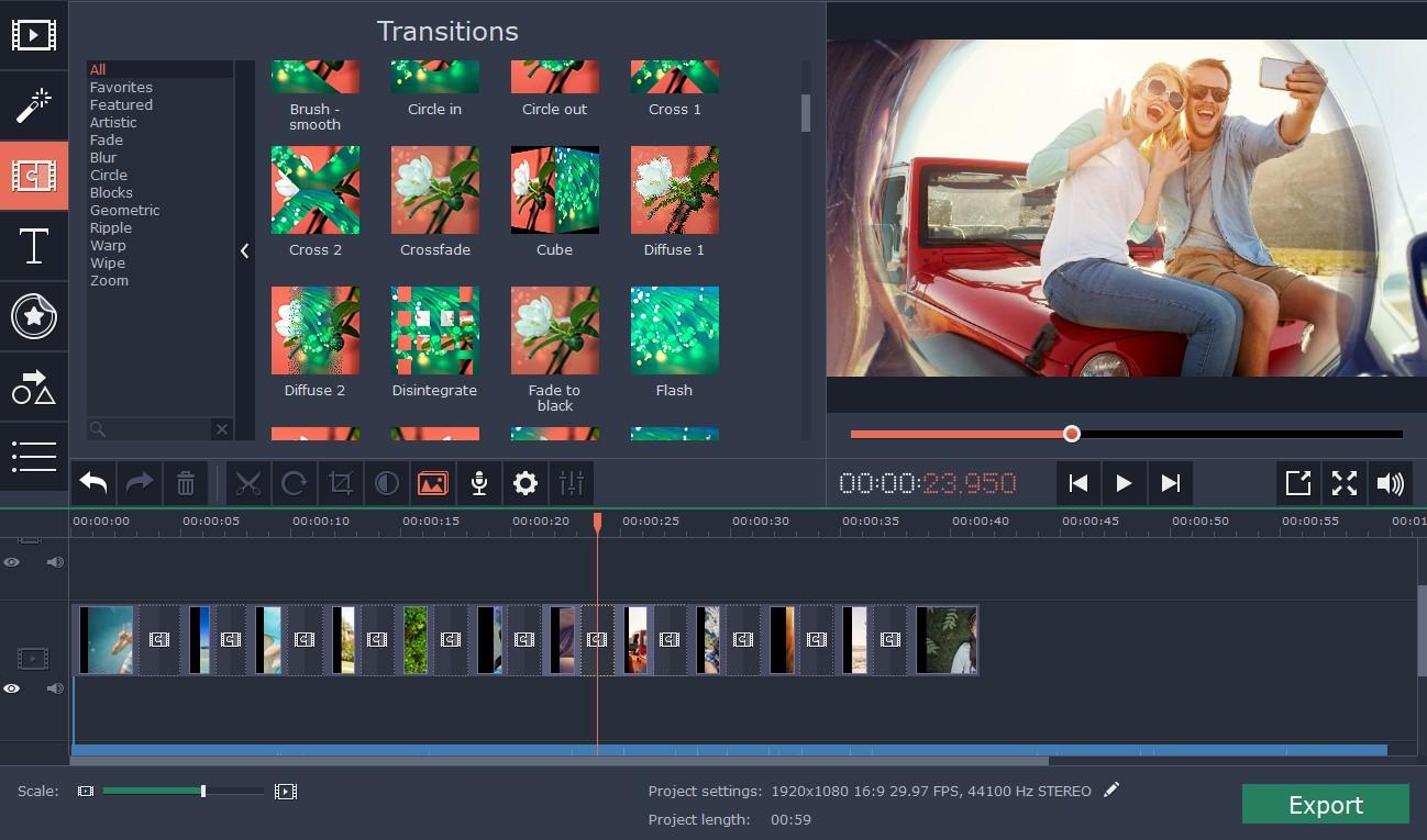 83+ Gambar Movavi Video Editor Terlihat Keren