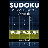 SUDOKU PUZZLE BOOK (English Edition)