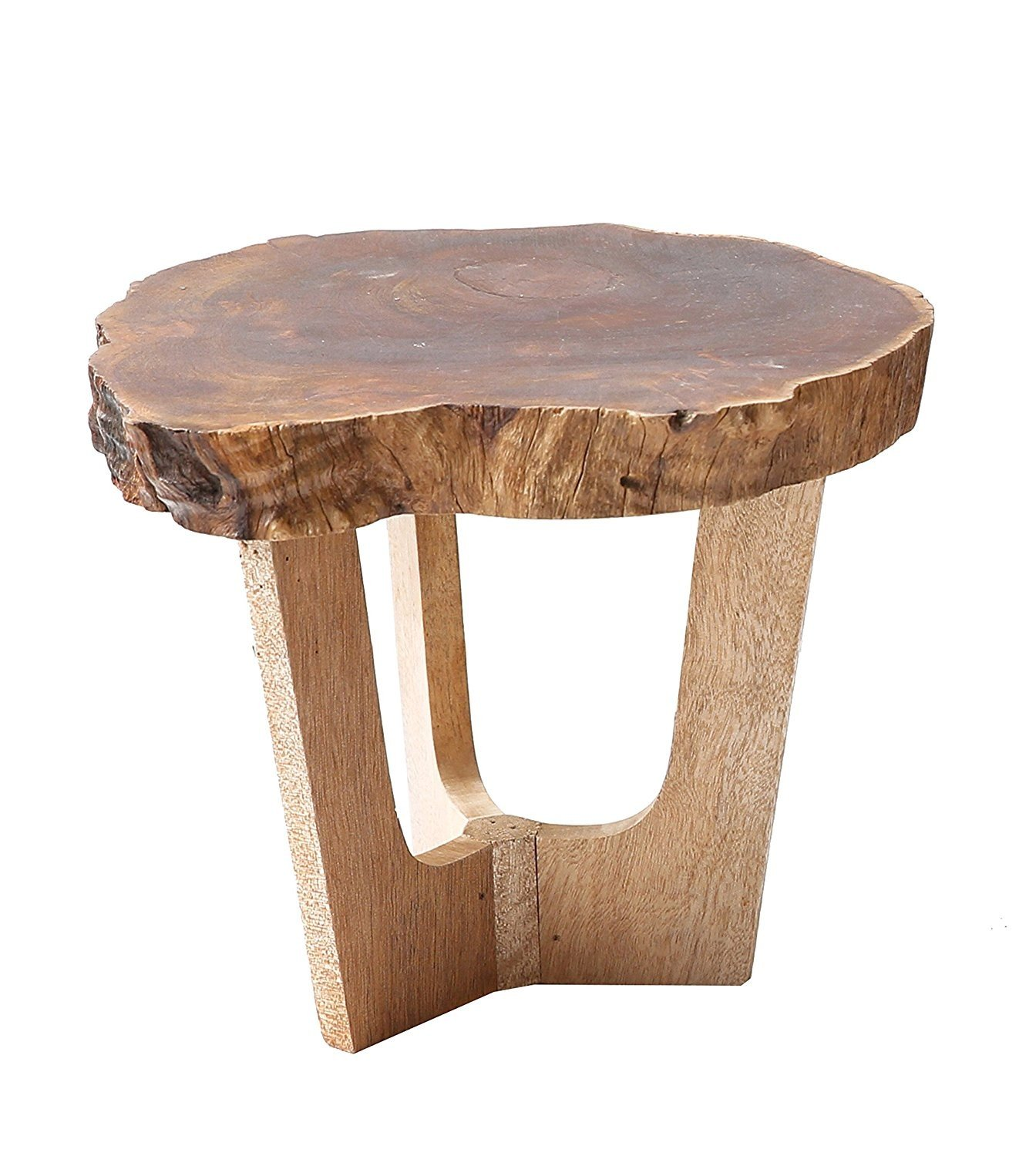 Indoor Multi-function Accent table Study Computer Home Office Desk Bedroom Living Room Modern Style End Table Sofa Side Table Coffee Table Wooden Base