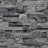 Slate Effect Scrubbable Wallpaper J27409