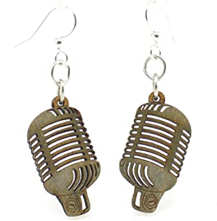product image for Vintage Microphone Earrings