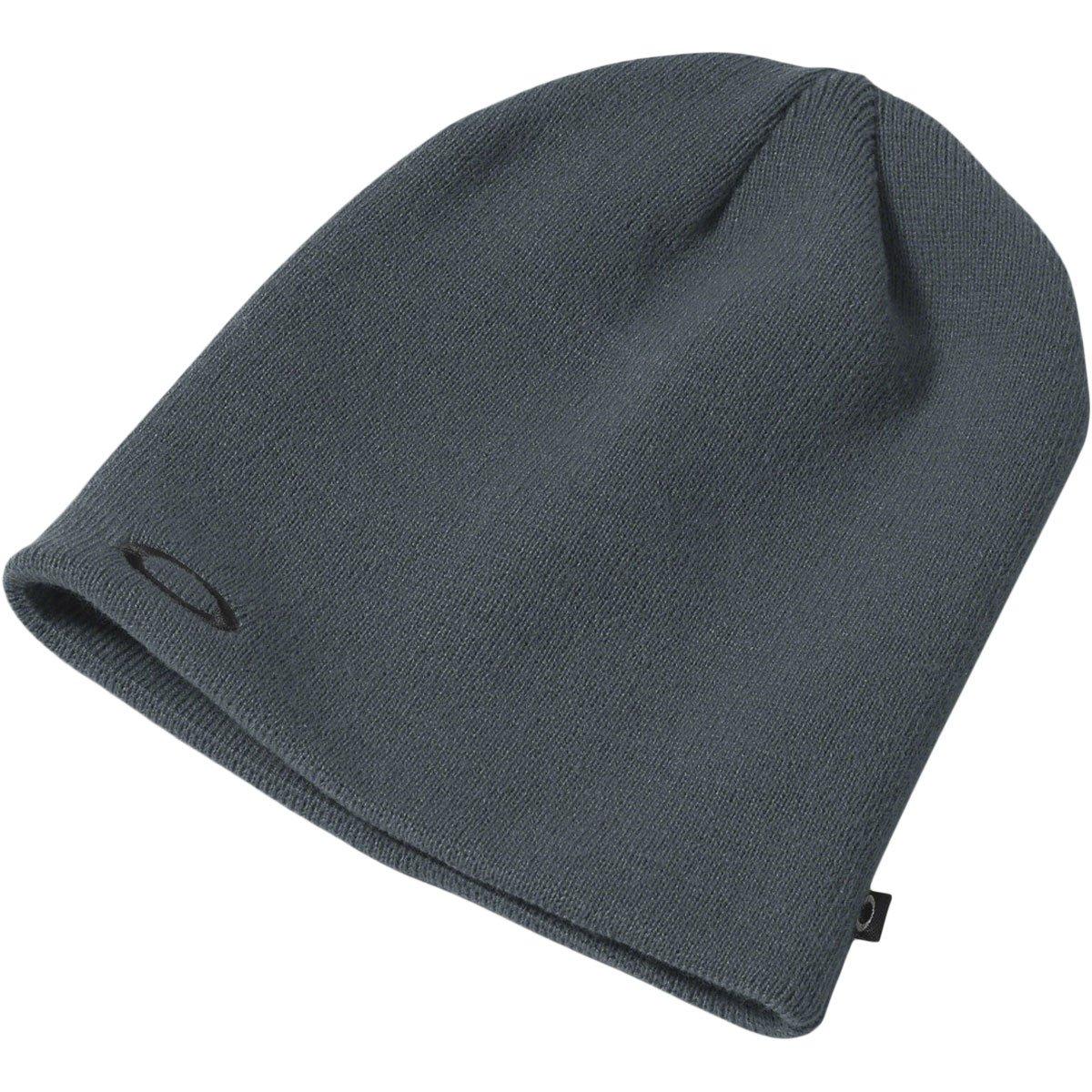 Oakley Fine Knit Beanie, Dark Slate, One Size