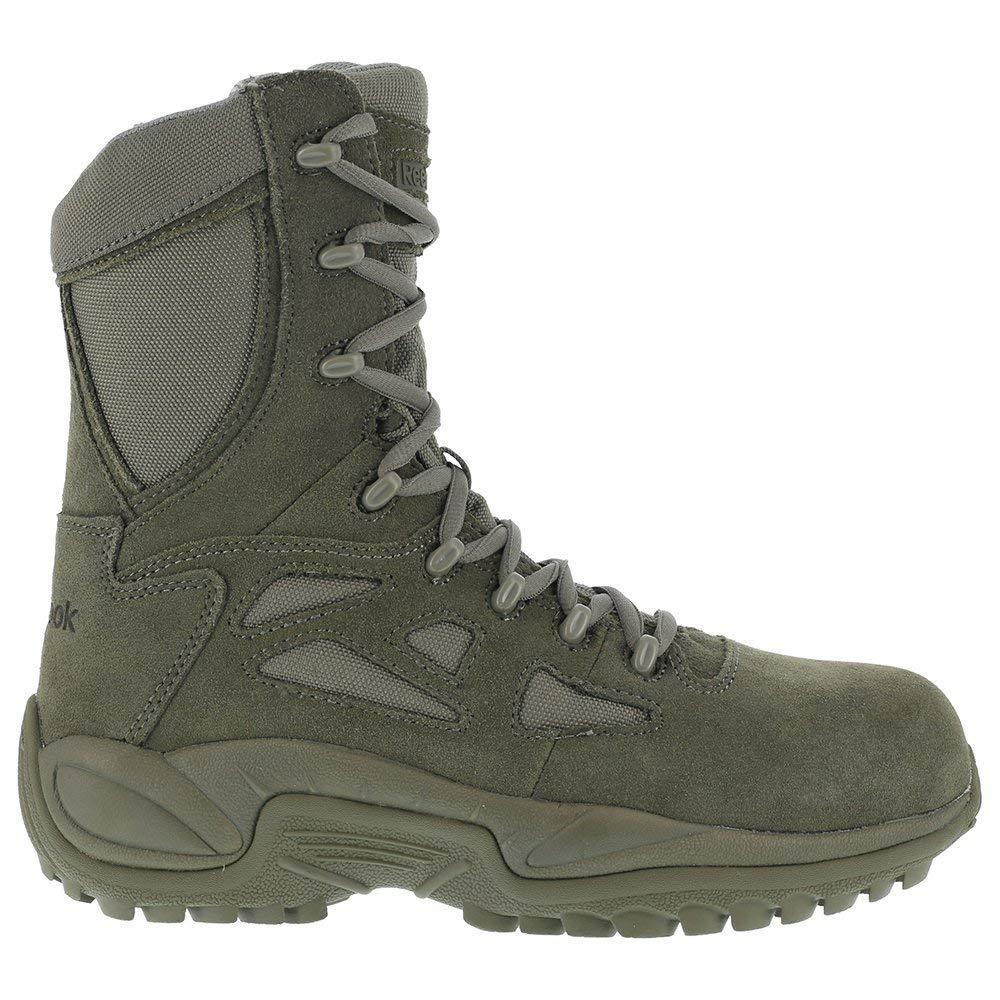 gute Textur 100% Qualität Outlet zum Verkauf Reebok RB899 Women's Stealth Uniform Boots - Sage Green