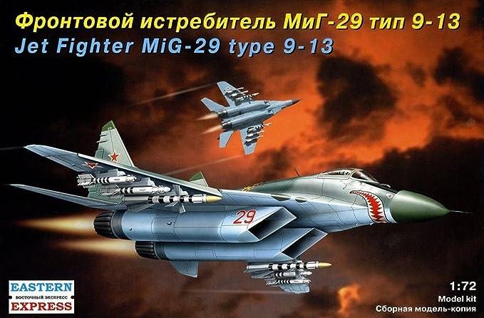Buy Eastern Express MiG-29 Type 9-13 Jet Fighter Online at
