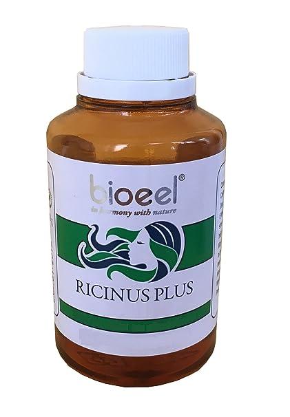 Ricinus Plus – Aceite de ricino con Retinol 1000 IU/G – uso cosmético pelo