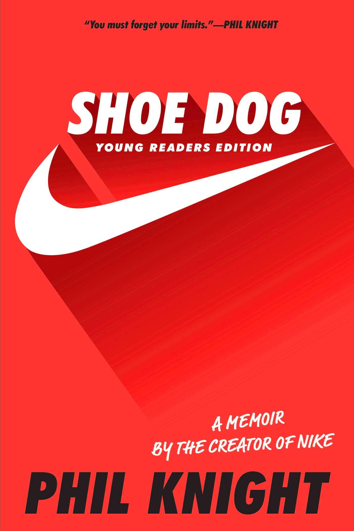 Shoe Dog Readers Phil Knight product image