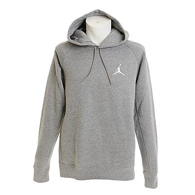 Nike Mens Jordan Flight Pull Over Hooded Sweatshirt