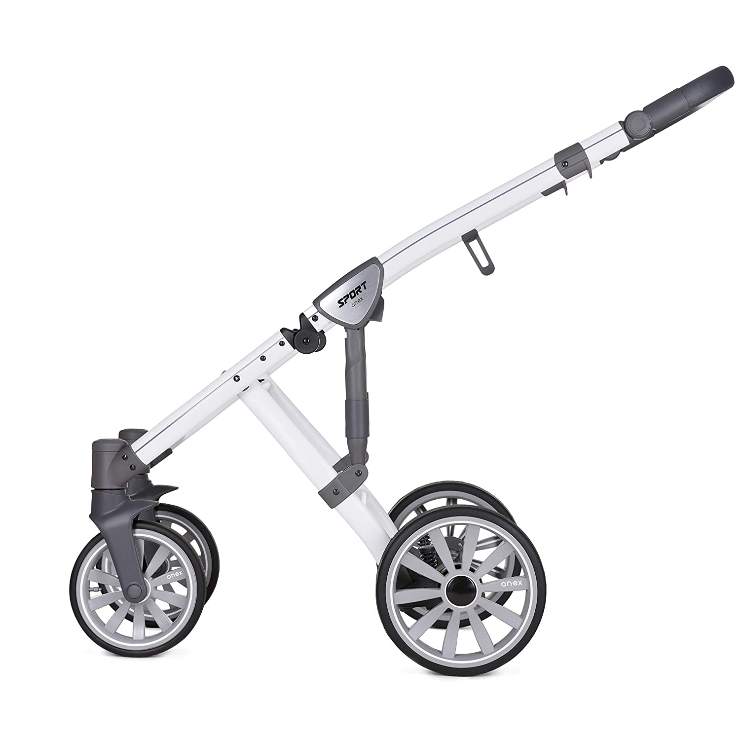 Cochecito Combi coche deportivo ANEX Baby Sport SP15 Gray Cloud gris SP15 gray cloud Talla:2in1: Amazon.es: Bebé