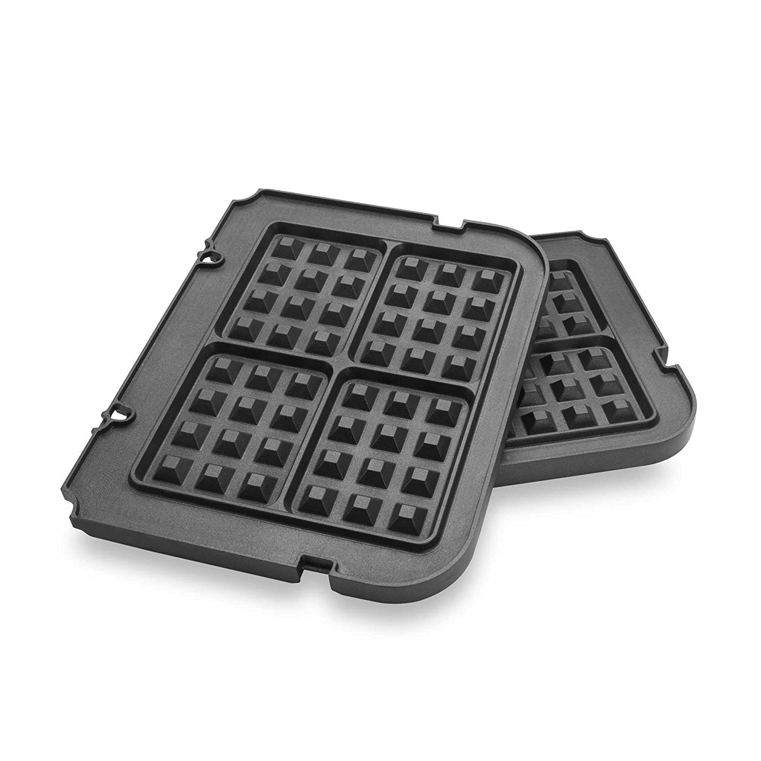 Gvode Waffle Plates for Cuisinart Griddler GR-4N /CGR-4NC/GRID-8N /GR-5B Series (Not for Model GR-4/GRID-8) Gvode inc G1201A