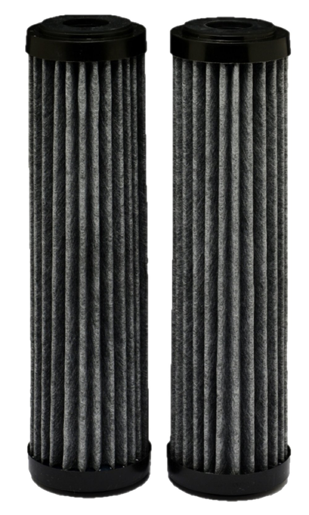 Whirlpool WHA2FF5 Standard Capacity Premium Carbon Whole Home Water Filter - 2 Pack