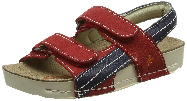 ART Sandals A438 LUX Suede-Soft Grain Tibet