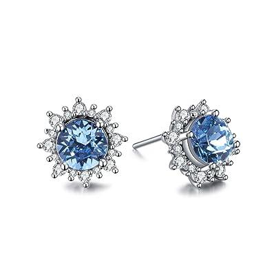 Sanft Luxus Ohrringe Zirkonia ZuverläSsige Leistung Braut-accessoires