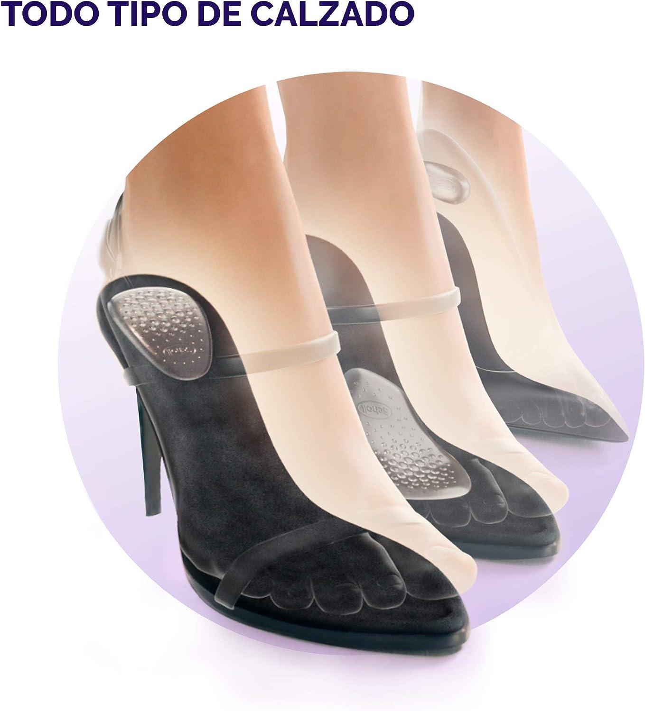 comfort e protezione tutto il giorno Scholl Party Feet Solette supporto arco plantare con tecnologia Gel Activ 2 cuscinetti