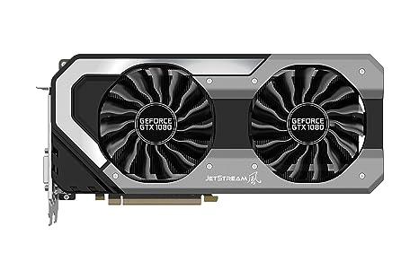 Palit NEB1080015P2-1040J GeForce GTX 1080 8GB GDDR5X ...