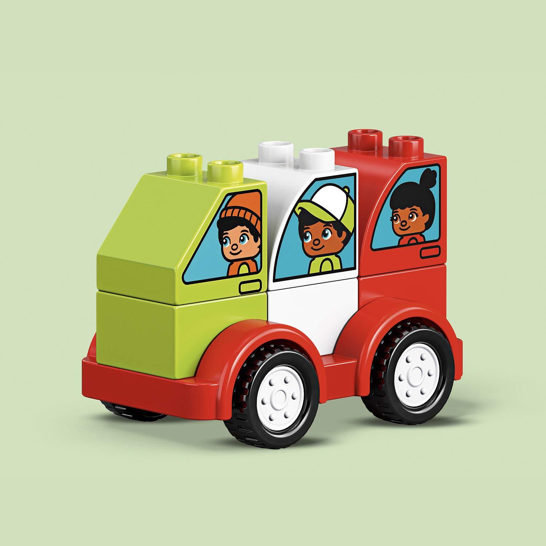 314871-LEGO-Duplo-I-miei-primi-veicoli-10886-B00EDTCHJ6 miniatura 3