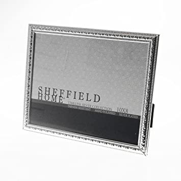 Amazon.com: Sheffield Home Silver Plated Timeless Collection 8\