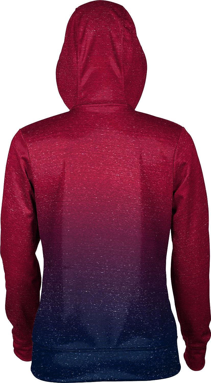 Ombre School Spirit Sweatshirt ProSphere Dixie State University Girls Zipper Hoodie