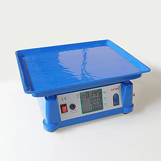 833119 Báscula Electrónica Digital para Pesar Frutas y Verduras de hasta 30kg/5g y Calcular el Precio: Amazon.es: Bricolaje y herramientas