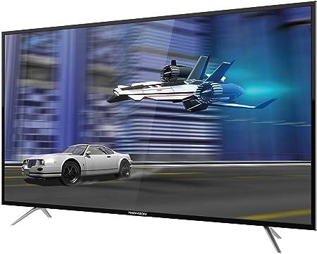 60caed17aad25 Thomson 55 UC6306-139 cm (55 Zoll) TV (4K Ultra HD, HDR 10, Smart TV, WLAN,  Triple Tuner (DVB T2), USB): Amazon.co.uk: Kitchen & Home