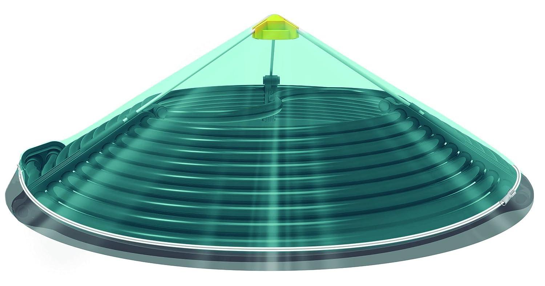 Kokido Duomo Calentador Solar para Piscinas, 97x70x100 cm: Amazon.es: Jardín