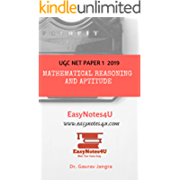 MATHEMATICAL REASONING AND APTITUDE: NTA UGC NET PAPER 1 (ugcnet Book 5)